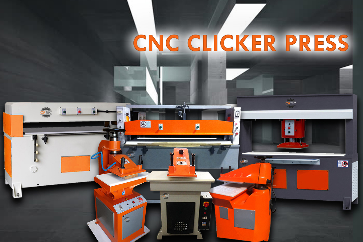 CNC Clicker Press